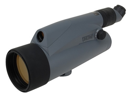 Yukon Spotting Scope 6-100x 100mm with Tripod Gray and Black