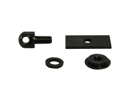 GrovTec Sling Swivel Stud Adapter AR Forearm Steel Black