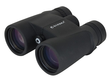 Barska Huntmaster Binocular 10x 42mm Roof Prism Rubber Armored Black