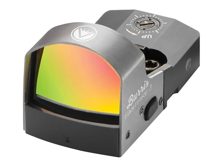 Burris FastFire III Reflex Red Dot Sight 3 MOA Dot with Picatinny Mount Matte
