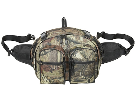 Allen Discovery 9-Pocket Waterproof Fanny Pack Nylon Mossy Oak Break-Up Infinity Camo
