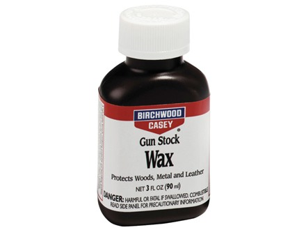 Birchwood Casey Gun Stock Wax 3 oz