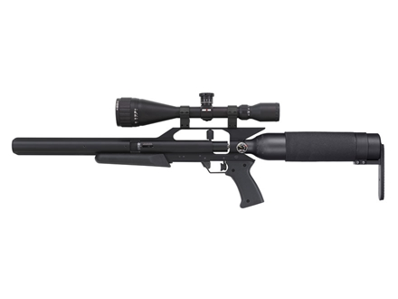 AirForce TalonSS Air Rifle Caliber Synthetic Stock Bull Barrel With Spin-Loc Air Tank