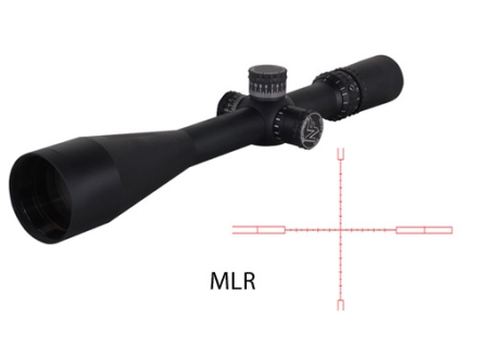 Nightforce NXS Rifle Scope 30mm Tube 12-42x 56mm Hi-Speed Side Focus Illuminated MLR Reticle Matte