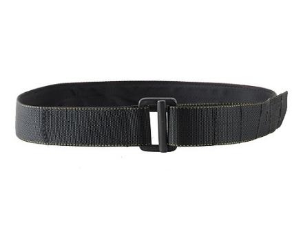 "CrossTac D-Belt Gunfighter Belt 1-3/4"" Black Phosphate Coated Steel Buckle Nylon"