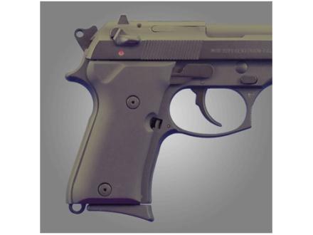 Hogue Extreme Series Grip Beretta 92FS Compact Aluminum Matte