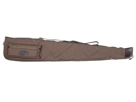 "Allen Aspen Mesa Shotgun Case 52"" Canvas Brown"