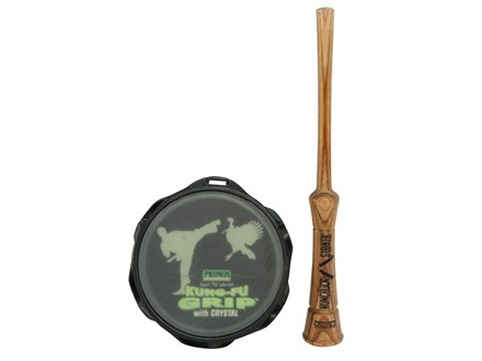 Primos Kung Fu Grip Crystal Pot Turkey Call