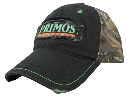 Primos Logo Cap Cotton