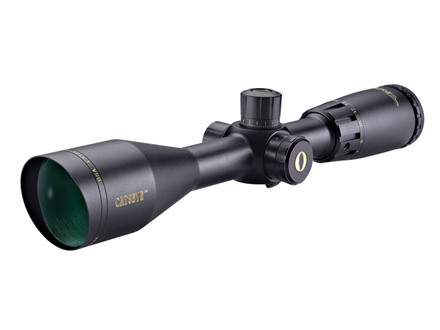 BSA Catseye Rifle Scope 4-16x 44mm Side Focus Duplex Reticle Matte