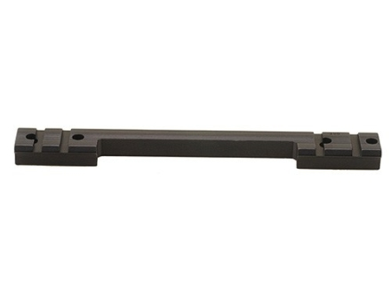 Ironsighter 1-Piece Weaver-Style Scope Base Savage 110 Through 116 Round Rear, Axis Long Action Matte