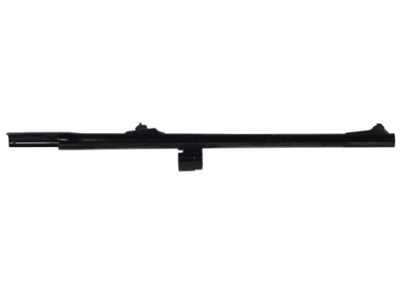 "Remington Slug Barrel Remington 11-87 Deer 12 Gauge 3"" 21"" Rem Choke Rifled Choke Tube Rifle Sights Blue"