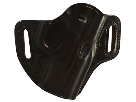 Galco Concealable Belt Holster Right Hand Smith & Wesson M&P Compact 9, 40 Leather Havana
