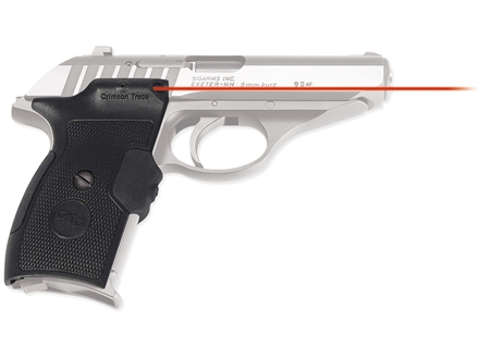 Crimson Trace Lasergrips Sig Sauer P230, P232 Overmolded Rubber Black