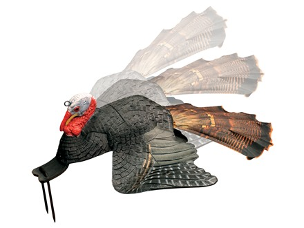 Primos Dirty B Injured Gobbler Turkey Decoy
