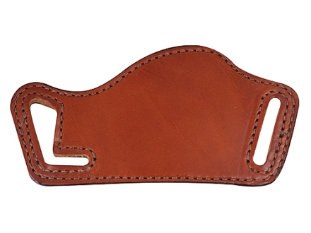 Bianchi 101 Foldaway #16 Outside the Waistband Holster Right Hand Large Frame Semi-automatics Leather Tan