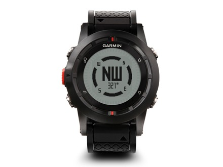 Garmin Fenix GPS Watch Performer Bundle