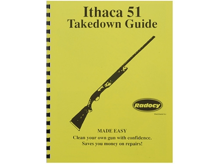 """Radocy Takedown Guide """"Ithaca 51"""""""
