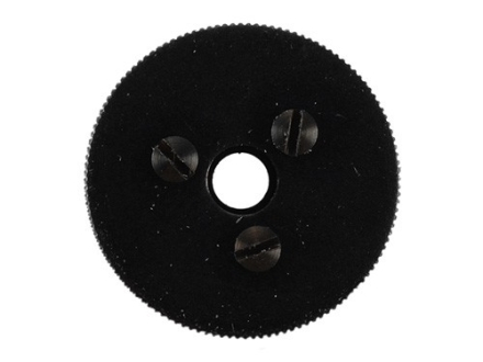 "Merit #3 Adjustable Target Aperture 11/16"" Diameter Long Shank (11/32"" Long) 10-32 Thread fits Marble's Sights Black"