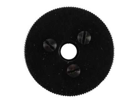"Merit #3 Adjustable Target Aperture 11/16"" Diameter Long Shank (11/32"" Long) 10-32 Thread fits Marble's Sights Black"