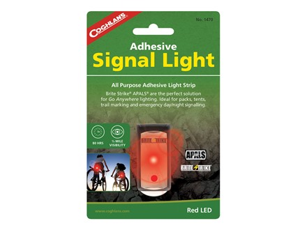 Coghlans Adhesive LED Signal Light