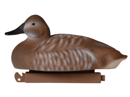 Tanglefree Migration Edition Foam Filled Canvasback Duck Decoys Pack of 6