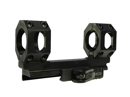 American Defense Scout-S Quick-Release Scope Mount Picatinny-Style AR-15 Flat-Top Matte