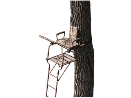 Api Outdoors Ultra Steel Extreme Ladder Treestand Steel