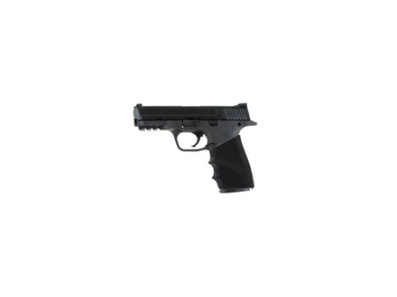 Hogue Handall Slip-On Grip Sleeve Smith & Wesson M&P 9mm Luger, 357 Sig, 40 S&W Full Size Pistols Black