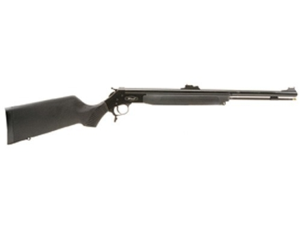 "CVA Wolf 209 Magnum Muzzleloading Rifle 50 Caliber Synthetic Stock Black 24"" Barrel Blue"