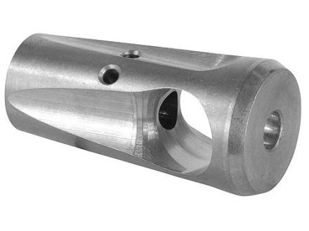 """Nordic Components Corvette Compensator Muzzle Brake 1/2""""-28 Thread AR-15 Steel"""