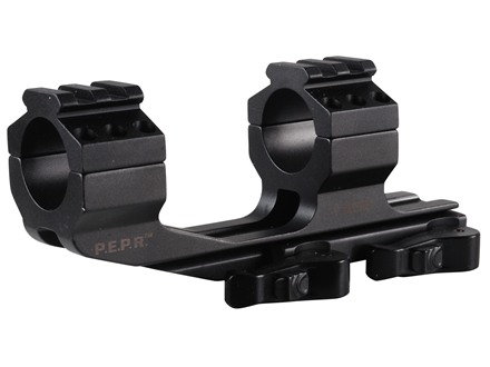 Burris AR-P.E.P.R. 1-Piece Extended Scope Mount Picatinny-Style with Integral Rings Flattop AR-15 Matte