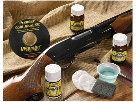 Wheeler Engineering Premier Cold Blue Kit