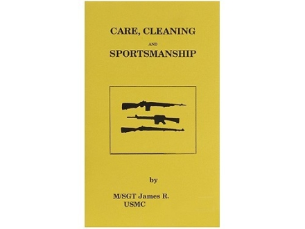 """Care, Cleaning and Sportsmanship"" Book by Jim Owens"