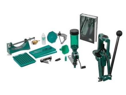 RCBS Rock Chucker Supreme Single Stage Press Master Kit