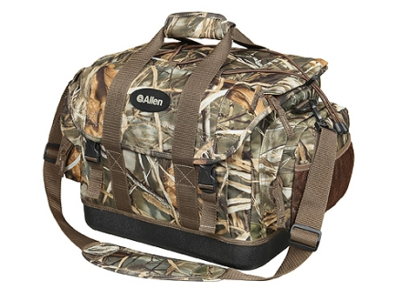 Allen Squall Bay Hard Bottom Blind Bag Nylon Realtree Max-4 Camo