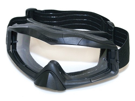 Blackhawk A.C.E. Tactical Goggles Clear Lenses Polymer
