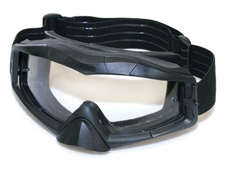 Blackhawk A.C.E. Tactical Goggles Clear Lenses Polymer