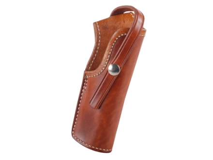 El Paso Saddlery 1920 Tom Threepersons Outside the Waistband Holster Right Hand 1911 Russet Brown
