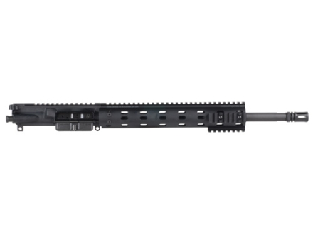"Daniel Defense AR-15 DDM4v7 A3 Flat-Top Upper Assembly 5.56x45mm NATO 1 in 7"" Twist 16"" Government Barrel Chrome Lined CM with MFR 12.0 Modular Rail Free Float Handguard, Flash Hider"