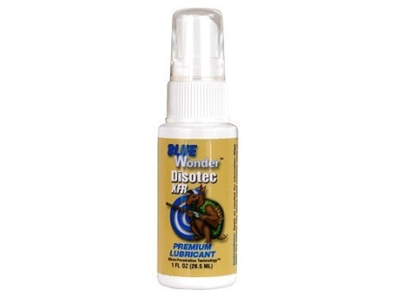 Blue Wonder Disotec XFR Gun Oil 1 oz Liquid