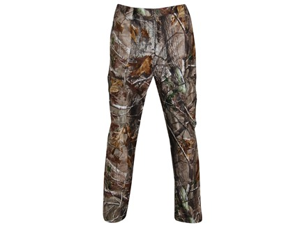 "Scent-Lok Mens Full Season Pants Polyester Realtree AP Camo XL 40-42"" Waist 32"" Inseam"