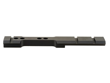 Stratton Custom TC Accessories Weaver-Style 4-Hole Standard Scope Base Thompson Center Encore Steel Matte