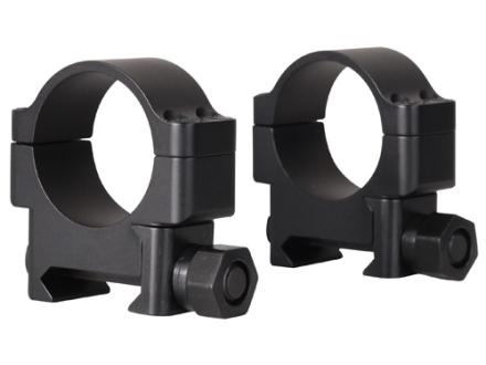 """TPS 1"""" HRT Weaver-Style Rings Matte"""