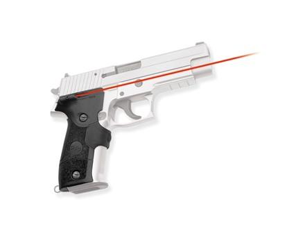 Crimson Trace Lasergrips Sig Sauer P226, P228, P229 Front Activation Polymer Black