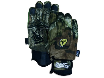 ScentBlocker Pro Grip Fleece Gloves