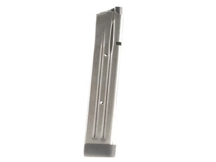 STI Magazine STI-2011 170mm 38 Super 28-Round Stainless Steel