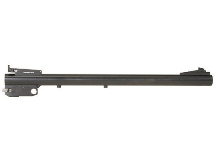 "Thompson Center Barrel Thompson Center Contender, G2 Contender 44 Remington Magnum Medium Contour 1 in 20"" Twist 14"" Blue Adjustable Sights"