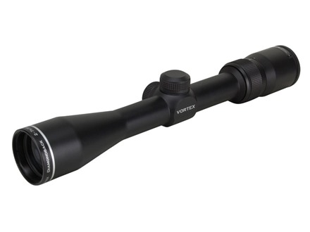 Vortex Diamondback Rifle Scope 2-7x 35mm Plex Reticle Matte