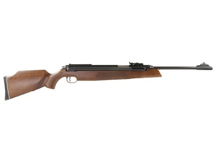 RWS 54 Magnum Air Rifle 177 Caliber Pellet Wood Stock Blue Barrel